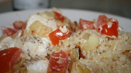 Photo de Filet de plie à la tomate