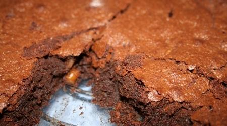 Photo de Brownie chocolat-amandes